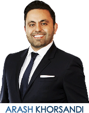 Arash Khorsandi - Partner at Arash Law Injury Lawyers in California