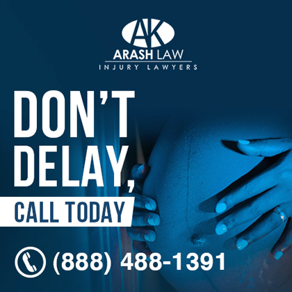 pregnant women in accidents should not delay in calling a lawyer